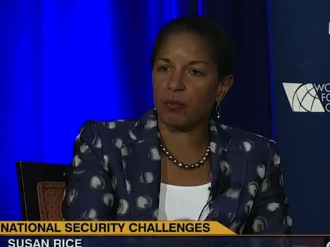 Susan Rice: US-Style Democracy with Political Discourse Undermines Our Standing in the World