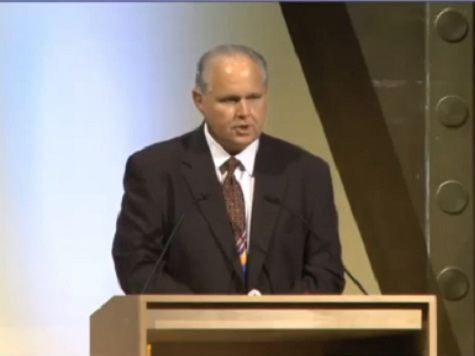 Watch: Rush Limbaugh Wins Children's Writing Award