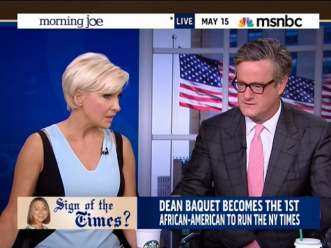 Mika Brzezinski on NY Times-Abramson Gender Pay Dispute: 'I Was Not Surprised at All'
