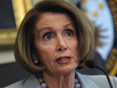 Pelosi: Hillary's Popularity Has Driven Republicans to Their 'Wit's End'