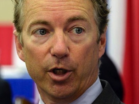 Rand Paul: Levin Emails Show Dems Used IRS to 'Punish Political Enemies'