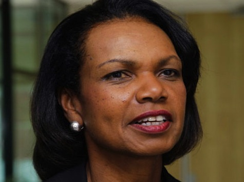 Condoleezza Rice Calls for a Show of Force: Putin Won't 'Take On' the US