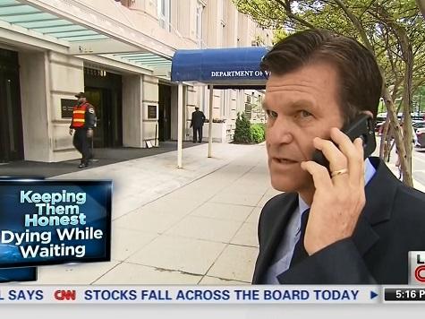 CNN: VA Putting Media on a Waitlist