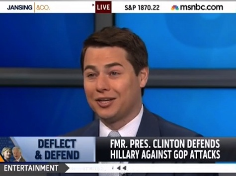 NYT's Nick Confessore: Clinton Supporters 'Flailing' on Naming Her Biggest Accomplishment