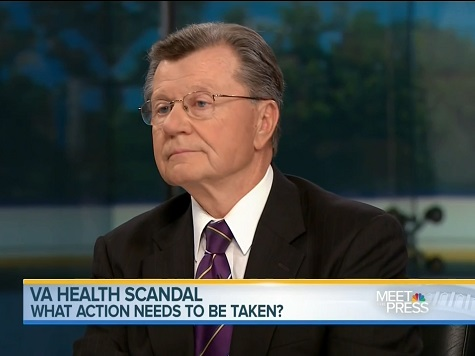 NBC's Jim Miklaszewski: VA Needs New Leader After Shinseki's Handling Of Scandal