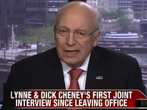 Dick Cheney: Obama 'Demonstrated Repeatedly' He Can Be Pushed Around by Putin
