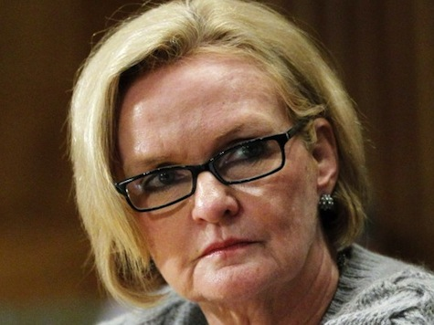 McCaskill: GOP Scared To Run Against Hillary