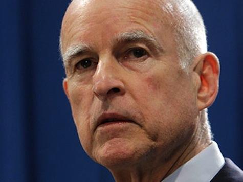 CA Gov Brown Attacks GOP Over Brush Fires