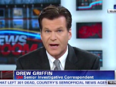 CNN's Griffin: Obama Should Be 'Mad at Himself'