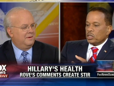 Juan Williams Challenges Karl Rove Over His Hillary 'Brain Damage' Remarks
