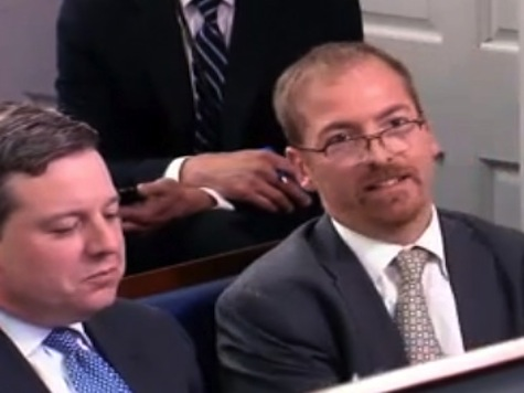 NBC's Chuck Todd Compares WH VA Scandal Actions to 'Window Dressing'