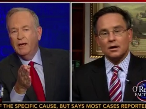 O'Reilly Takes on Climate Change Advocates over China