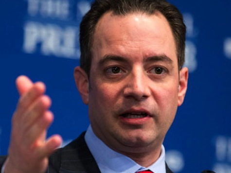 Reince Priebus: 'Put School Choice on Ballots' as a 'Matter Of Civil Rights'