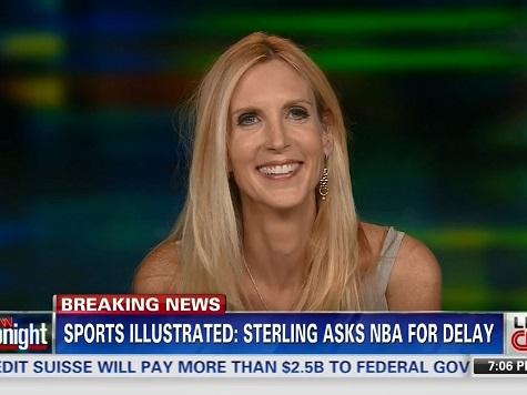 Ann Coulter Hits Jill Abramson for Brandeis Gender Double Standard
