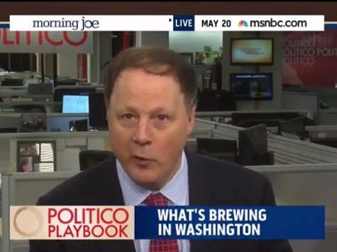 Politico's John Harris: Dems Frustrated at Distant Obama Not Helping with Midterms