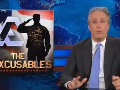 Jon Stewart Hits Obama for Not Answering the Call on the VA Scandal