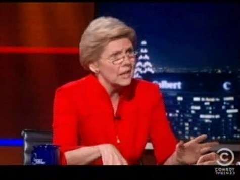 Elizabeth Warren Blames Reagan for Collapse of Middle Class