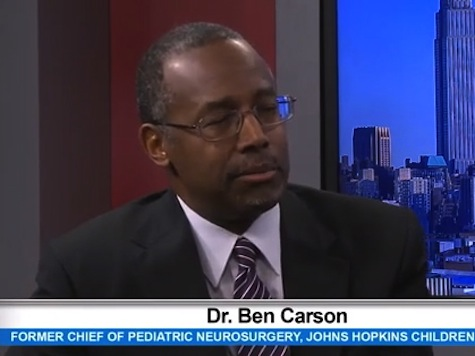 Ben Carson: It's Hard Not To Laugh' at Obama