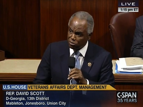 Dem Rep Hammers Obama on House Floor over VA Scandal
