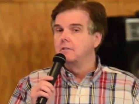 Texas GOP Lt Gov Hopeful Slams Obama's Climate Change Arrogance