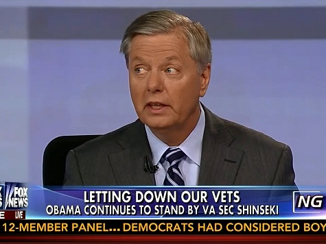 Lindsey Graham Calls for FBI to Investigate VA Scandal as a 'Federal Crime'