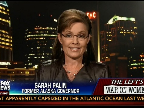 Palin Calls Out 'Lazy' Obama for Lack of Accountability