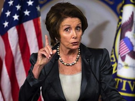 Pelosi Warns Obama on VA: Do More than 'Just a Registering of Concern'