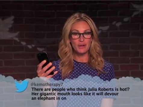 Jimmy Kimmel Presents Celebrities Read Mean Tweets