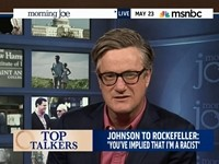 Joe Scarborough Disputes Rockefeller's ObamaCare-Racism Charge