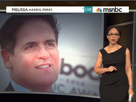 MSNBC's Harris-Perry Likens NBA to Slavery
