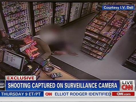 Watch: Surveillance Video Shows Part of Isla Vista Rampage [Warning:Graphic]