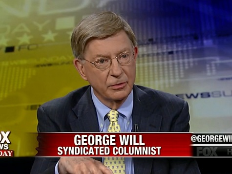 George Will: Gov't Can't Run Post Office, Amtrak – Why Should We Think It Can Run Health Care?
