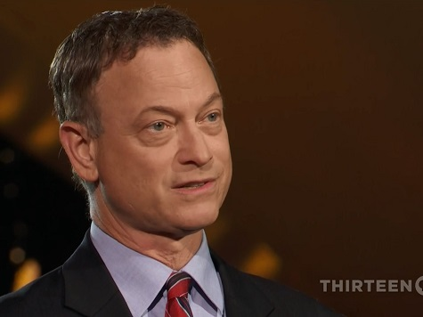 Gary Sinise Tells the Story of Quadruple Amputee John Peck