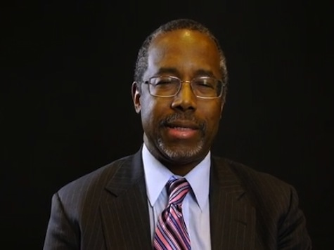 Ben Carson Asks 'Can A Doctor Be President?'