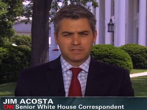 CNN's Acosta Criticizes White House's 'Really Big Screw Up' Outting CIA Official