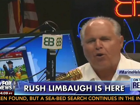 Watch: Rush Limbaugh Goes 'On the Record' on FNC