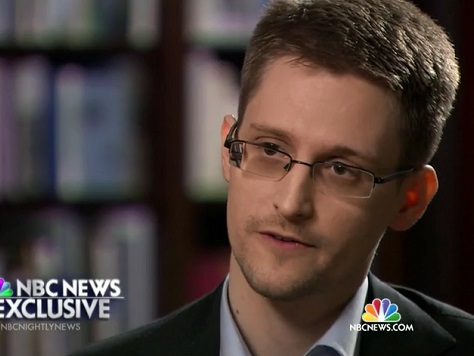 Snowden: 'I Was Trained as a Spy'