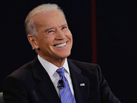 Biden: Obama and I Would Love to Take Out Our Pen and Say 'Bang' Immigration Reform Done