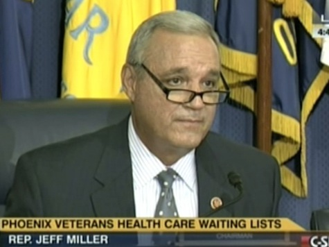 'Veterans Died! Get Us The Answers': GOP Rep Hammers VA Officials