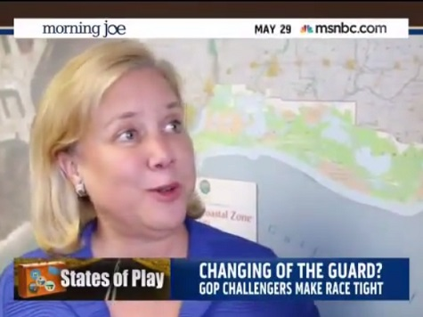 Landrieu Says She 'Will' Support Harry Reid as Majority Leader