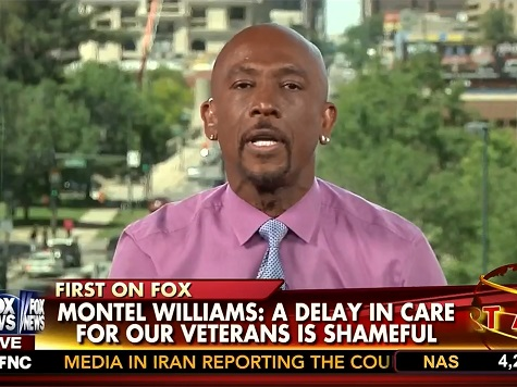 Montel Williams Rails Against Obama's Handling of VA Scandal