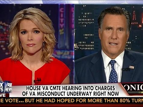 Romney: Shinseki Has to Go