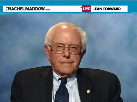 Bernie Sanders on VA Scandal: 'Extremely Important' We Not Throw the Baby Out with the Bath Water