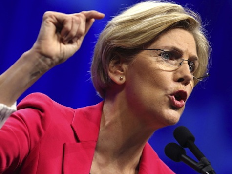 Warren on GOP Philosophy: 'I Got Mine, the Rest of You Are on Your Own'