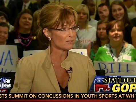 Palin: Gitmo Prisoners, Illegal Aliens Getting Better Care than 'Death Panel' VA for Vets