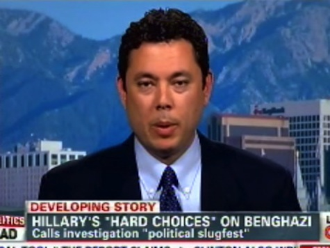 Chaffetz Blasts Hillary's Attempt to Move on from Benghazi