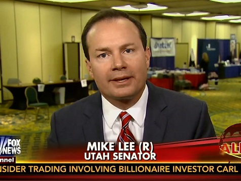 Mike Lee on VA: 'Best Argument Against a Single-Payer System Ever Imaginable'