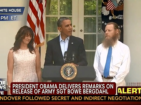 Watch: Obama Statement on Release of POW Bowe Bergdahl