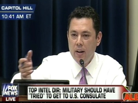 Chaffetz Unloads on Hillary's State Department Leaving Americans to Die in Benghazi