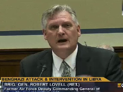 Lovell: We Knew Al Qaeda Affiliates Were Responsible for Benghazi 'Very Soon'